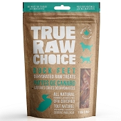 True Raw Choice Duck Feet Dehydrated Dog Treats, 3.9-oz Bag
