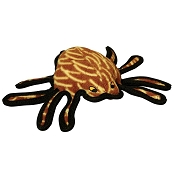 Tuffy Harry the Hobo Spider Dog Toy