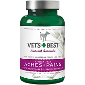 Vet's Best Aspirin-Free Aches + Pains Dog Supplement