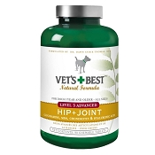 Vet's Best Level 3 Advanced Hip + Joint Dog Supplement