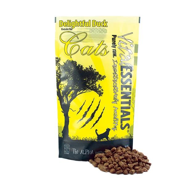 Vital Essentials Freeze Dried Cat Food