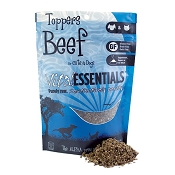 Vital Essentials Beef Freeze-Dried Dog & Cat Food Topper, 6-oz bag