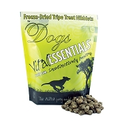 Vital Essentials Beef Tripe Nibblets Freeze-Dried Dog Treats