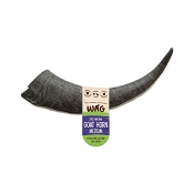 WAG Goat Horn Dog Chew, Medium