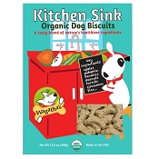 Wagatha's Kitchen Sink Recipe Organic Dog Biscuits, 12.5-oz Box