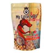 Waggers My Little Wolf Pork Liver Recipe Dog Treats