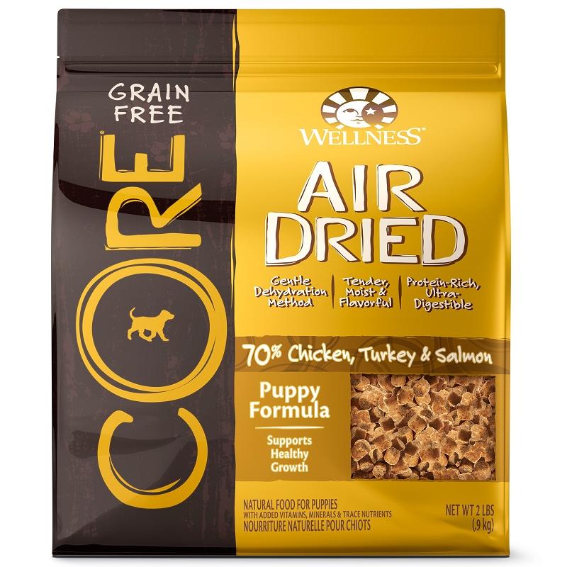 Wellness Core Air Dried Natural Grain Free Puppy Recipe