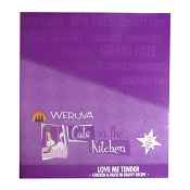 Weruva Cats in the Kitchen Love Me Tender Recipe Cat Food Pouches
