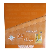 Weruva Cats in the Kitchen Pumpkin Jack Splash Recipe Cat Food Pouches