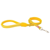 Wigzi Weatherproof Gel Dog Leash, Orange
