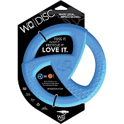 WO Disc USA Dog Toy, Blue