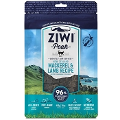 Ziwi Air-Dried Mackerel & Lamb Recipe Cat Food, 14-oz Bag