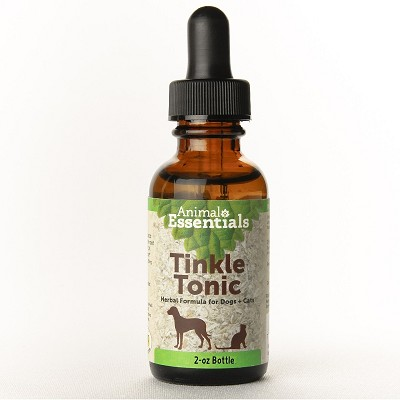 Animal Essentials Tinkle Tonic Urinary Tract Dog & Cat Supplement, 2-oz