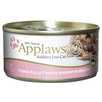 Applaws Tuna with Prawns Canned Cat Food