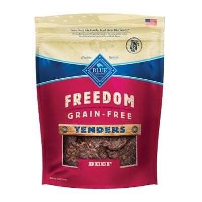 blue buffalo freedom beef tenders grain free jerky dog treats. Black Bedroom Furniture Sets. Home Design Ideas