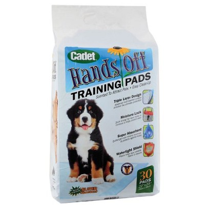 "Cadet IMS Hands Off Dog Training Pads, 30 Count (22"" x 23"")"