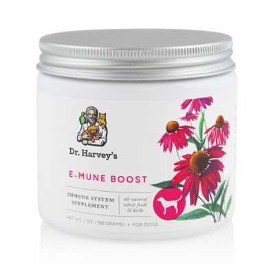 Dr. Harvey's E-Mune-Boost Immune System Dog Supplement