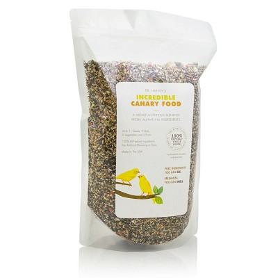 Dr. Harvey's Incredible Canary Bird Food, 2 lb