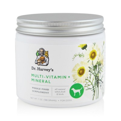 Dr. Harvey's Multi-Vitamin & Mineral Dog Supplement