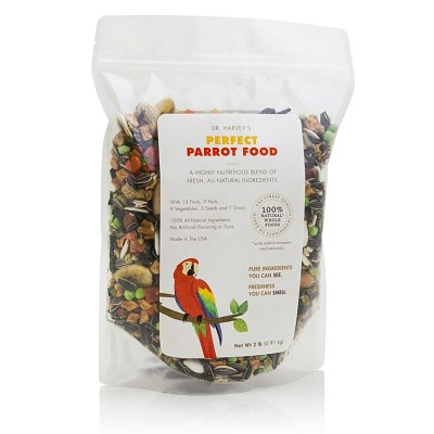 Dr Harvey S Perfect Parrot Food