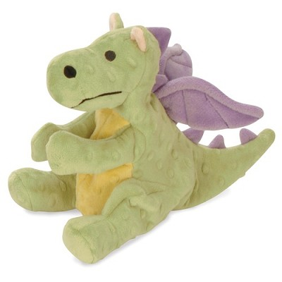 Go Dog Baby Dragon Dog Toy, Lime Green