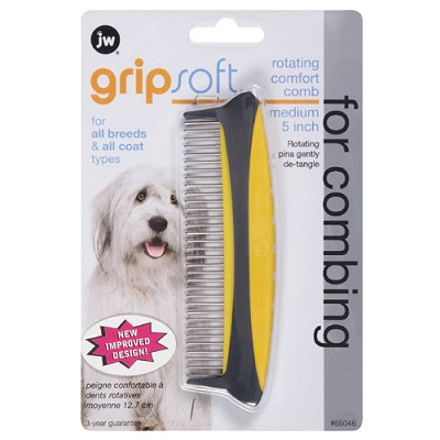 Discontinued, JW Pet JW Comfort Rotating Comb
