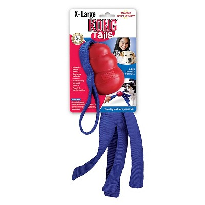 KONG Classic Tails Dog Toy, X-Large