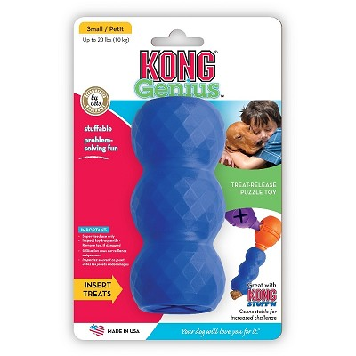 KONG Genius Mike Dog Toy, Small
