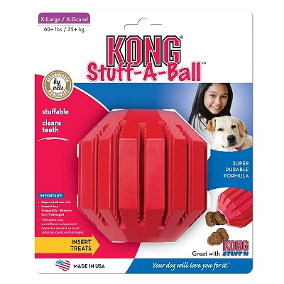 KONG Stuff a Ball Dog Toy, X-Large