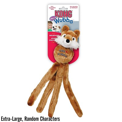 KONG Wubba Friends Dog Toy, X-Large