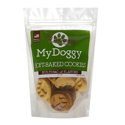 My Doggy Bites Cookies Assorted Multipak of Flavors Dog Treats