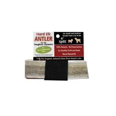 wapiti labs split elk antler dog chew treat 4. Black Bedroom Furniture Sets. Home Design Ideas