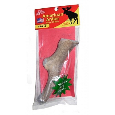 American Antler Dog Treat, Small
