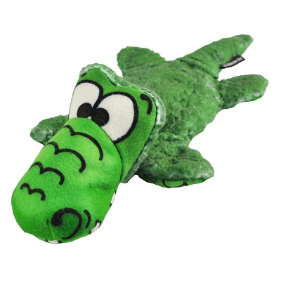 American Dog Nuggles Allie Gator USA Made Dog Toy