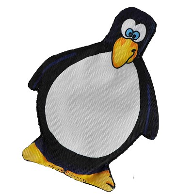 American Dog Anna Arctic Penguin Dog Toys Made in USA