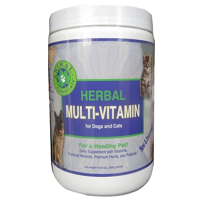 Animal Essentials Herbal Multi Vitamin For Dogs And Cats