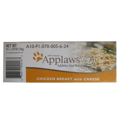 Applaws Chicken Breast & Cheese Canned Cat Food