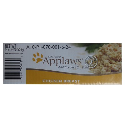 Applaws Chicken Breast Canned Cat Food