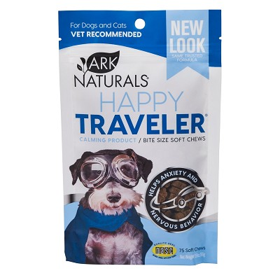 Happy Traveler Ark Naturals Dog