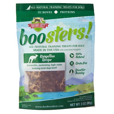 Boo Boo's Best Kangaboo Kangaroo Recipe Training Treats for Dogs