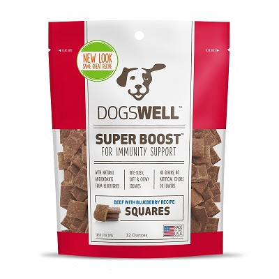 Dogswell Dog Treats Review