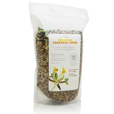 Dr. Harvey's Colossal Cockatiel Food, 2 lb