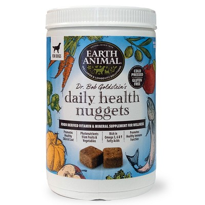 Earth Animal Daily Health Nuggets for Dogs, 1-lb