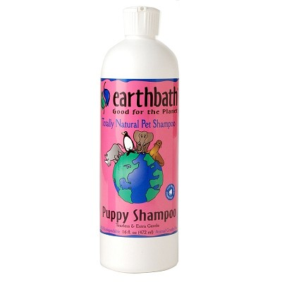 EarthBath Puppy Shampoo