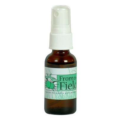 From The Field Catnip Essential Oil Spray Rejuvenator, 1-oz Bottle