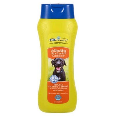 FURminator DeShedding Ultra Premium Conditioner For Dogs