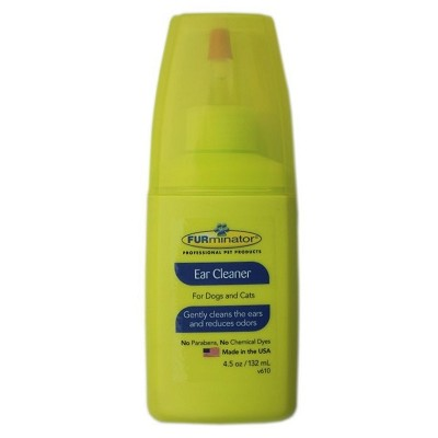 FURminator Ear Cleaner For Dogs and Cats