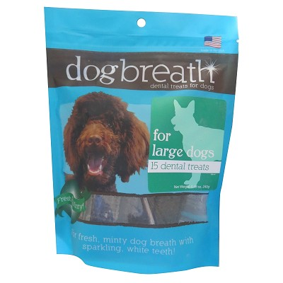Herbsmith Large Breed DogBreath Dental Dog Treats