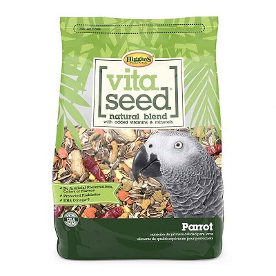 Higgins Vita Seed Parrot Food, 5-lb Bag