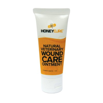 HoneyCure Wound Care Pet Ointment, 1-oz Tube